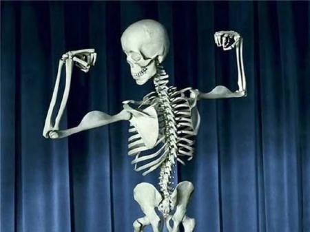 stronger bones